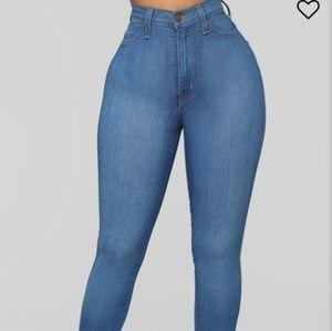 Fashion nova high waisted pants